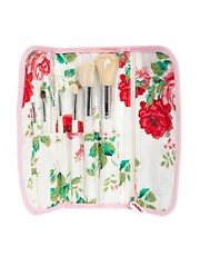 Cath Kidston New Rose Bouquet Make-Up Brush Set