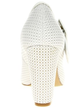 Image 2 ofASOS SYNC Mary Jane Heeled Shoes