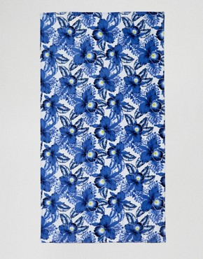 New Look Tropical Beach Towel