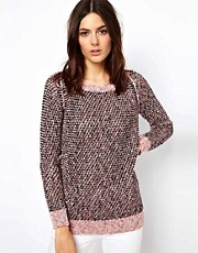 Vanessa Bruno Ath Multi Yarn Knitted Jumper