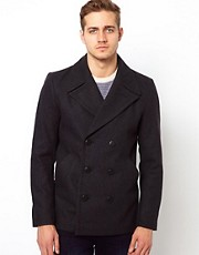 ASOS Wool Peacoat
