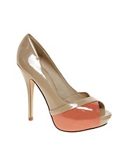 ALDO Bilenemacia Peep Toe Shoes