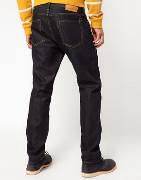Image 2 ofLevis Made &amp; Crafted Jeans Tack Slim Fit Indigo Rigid