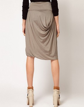 Image 2 ofJNBY Draped Skirt