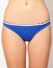 Sunseeker Hawaiian Solids Hipster Bikini Pant