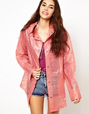 Free People Festival Rain Mac