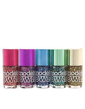 Image 2 ofModels Own Mirror Ball Top Coat Collection