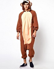 Kigu  Einteiler im Affen-Design