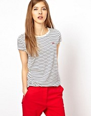 Fred Perry Classic Striped T-Shirt