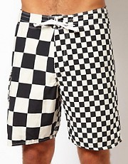 Vans Checker Boardshort 20&quot;