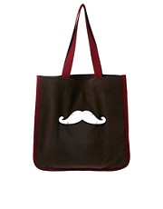 Koku Moustache Shopper