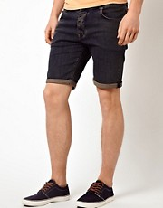 ASOS  Schmal geschnittene Jeansshorts