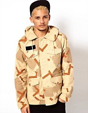 Puma MMQ Military Jacket