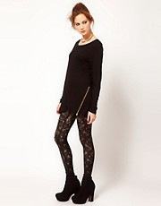 Kova &amp; T Lace Leggings