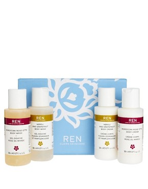 Image 1 ofREN Limited Edition Mini Gift Set