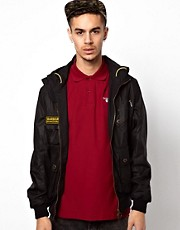 Barbour Glanton Waxed Jacket