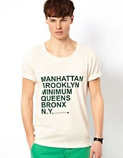 Minimum Manhattan T-Shirt