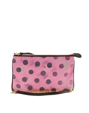 Image 1 of Paul Smith Polka Leather Bag