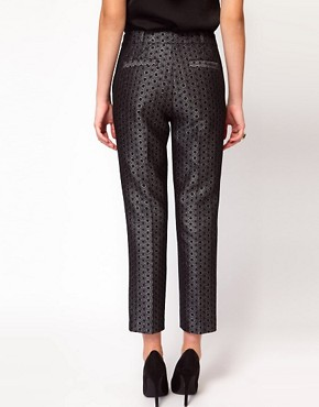 Image 2 ofWhistles Lia Jacquard Trouser
