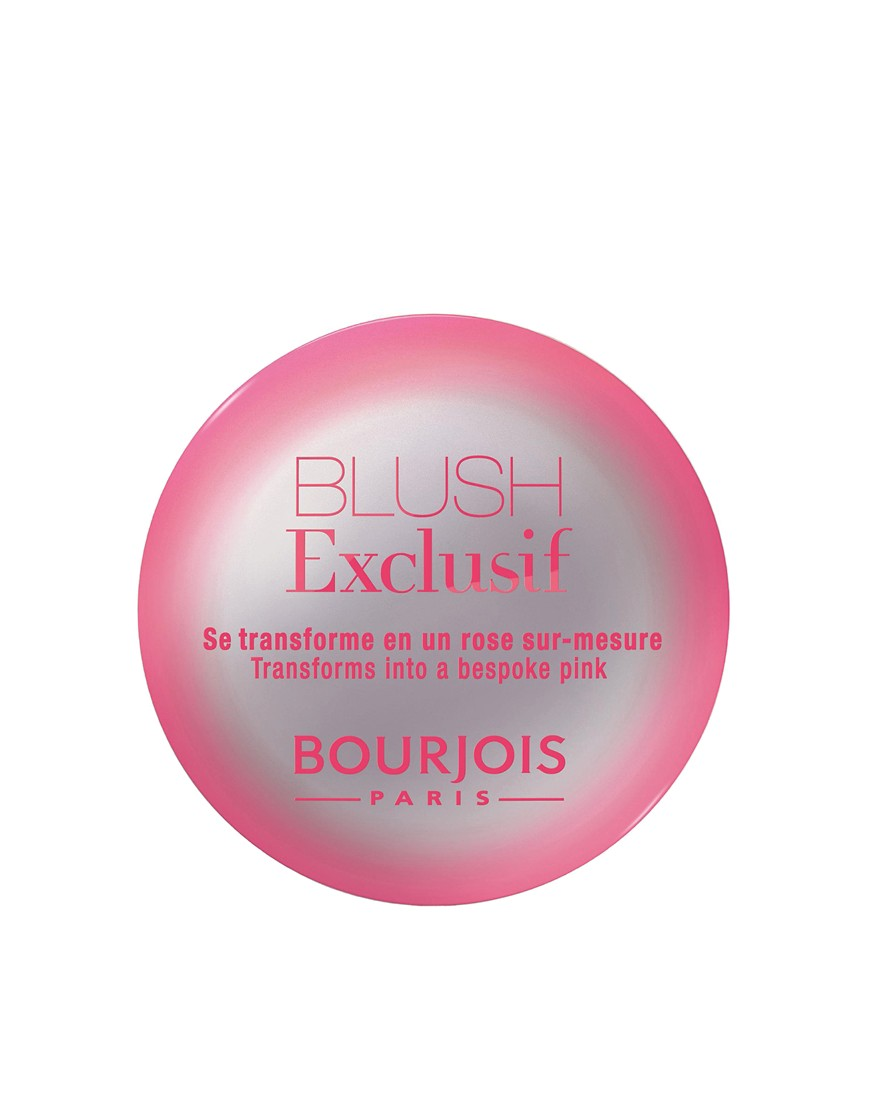 Bourjois - blush exclusif - rose exclusif.