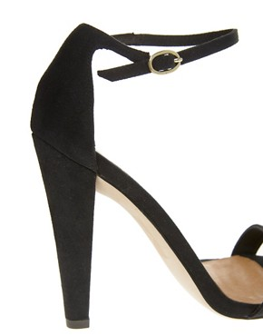 Image 2 of ASOS HOLLYWOOD Heeled Sandals