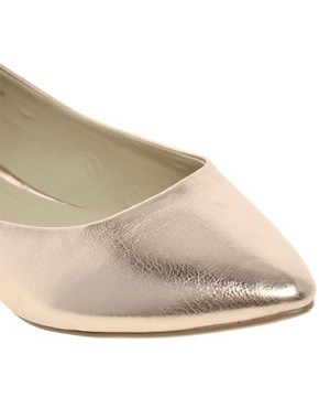 Image 2 ofASOS LUCKY Ballet Flats