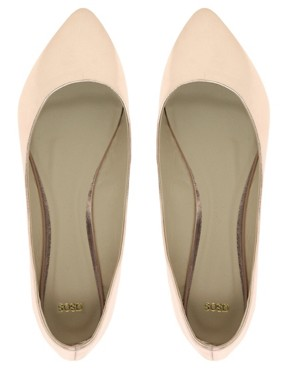 Image 3 ofASOS LUCKY Ballet Flats