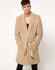 Unconditional Teddy Fur Coat