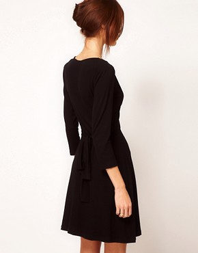 Image 2 ofWarehouse Wrap Dress