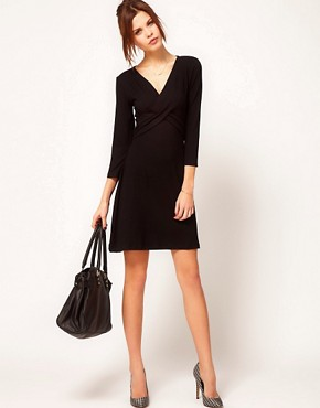 Image 4 ofWarehouse Wrap Dress