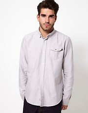 Denim Demon Shirt Plain Poplin