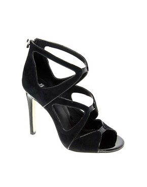 Image 1 of ASOS HAZARD Heeled Sandals