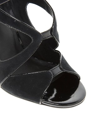 Image 2 of ASOS HAZARD Heeled Sandals
