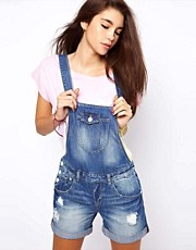 Only Denim Dungarees