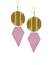 Yasmin By Gogo Philip Abstract Earrings