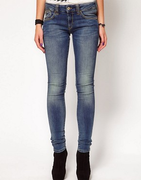 Image 1 ofHilfiger Denim Sophie Skinny Jeans