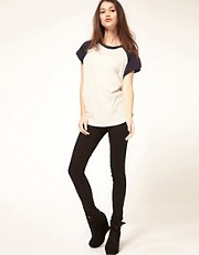 Pieces - Pantaloni skinny stile leggings