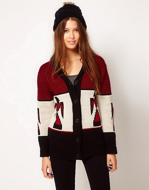 Image 1 ofPretty Vacant Eagle Cardigan