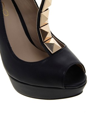 Image 2 ofALDO Losee T Bar Heeled Shoes