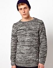Adidas Originals Flecked Jumper
