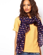 ASOS Parrot Print Scarf