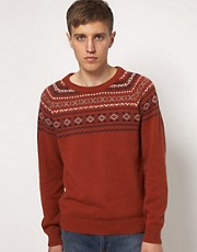 Selected Fairisle Jumper