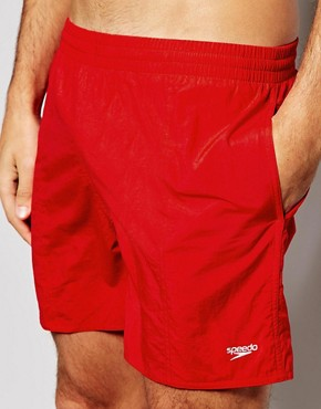 Image 3 of Speedo Solid Leisure Swim Short