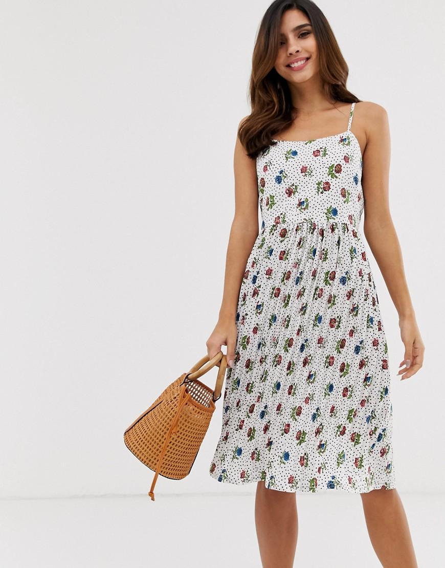 uttam boutique - Sommerkleid mit Spaghettiträgern