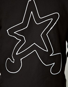 Image 3 of G Star Raw By Marc Newson Walking Star Sweatshirt