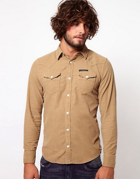 Image 1 ofDiesel Cord Shirt