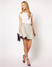 Whitney Eve Dolly Pleated Skirt