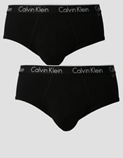 CK One Cotton Stretch 2 Pack Briefs