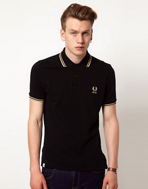 Image 1 of Fred Perry Polo 60th Anniversary Authentic