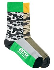 ODSX The Soldier - A Pair Of Odd Socks